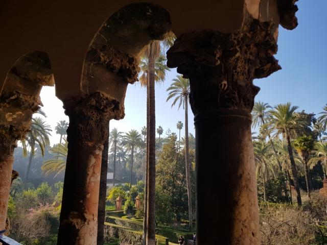 Jardins du Real Alcazar 2 - © Thia