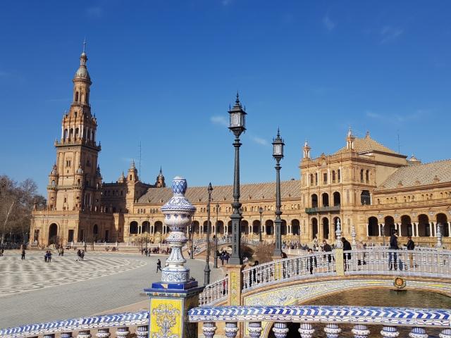 La Plaza de España 4 - © Thia