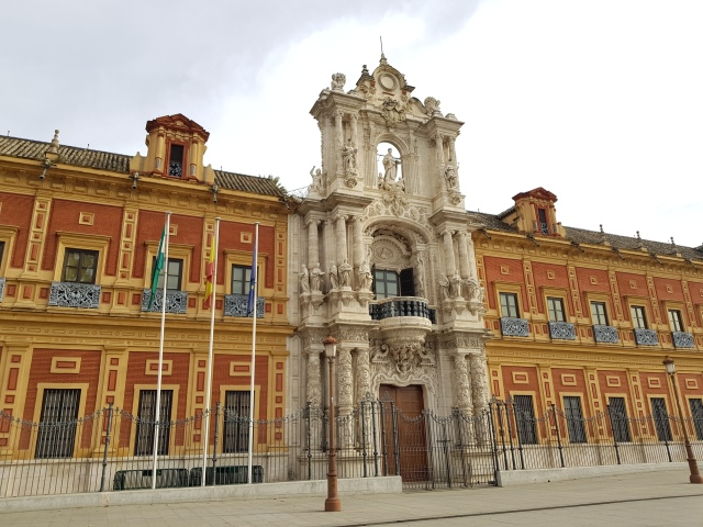 Palacio de San Telmo - © Thia