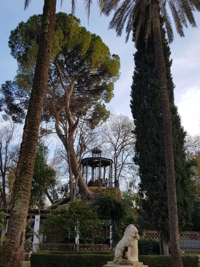 Parque de Maria Luisa 2 - © Thia