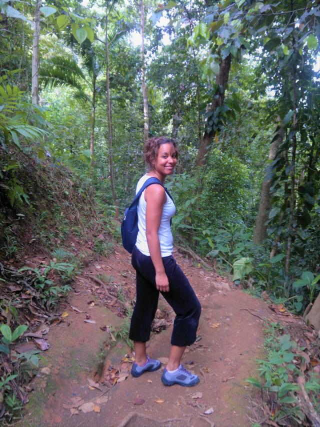 Balade en forêt tropicale 2 - © Thia