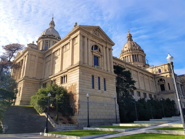 Musée national de l'art de Catalogne 2 - © Thia