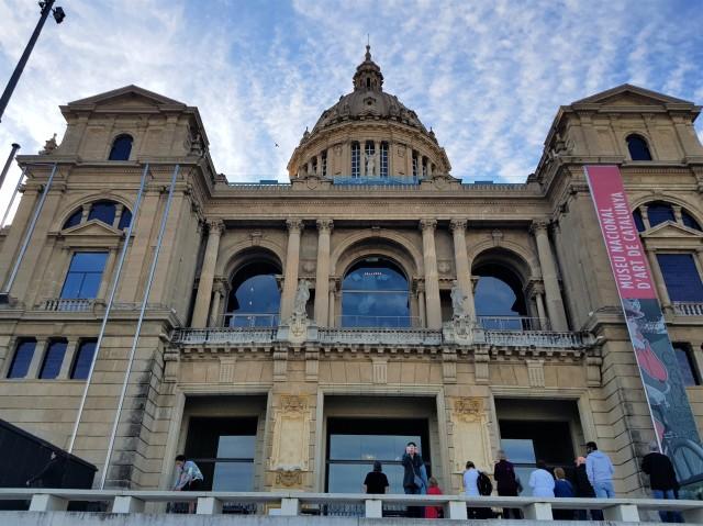 Musée national de l'art de Catalogne - © Thia