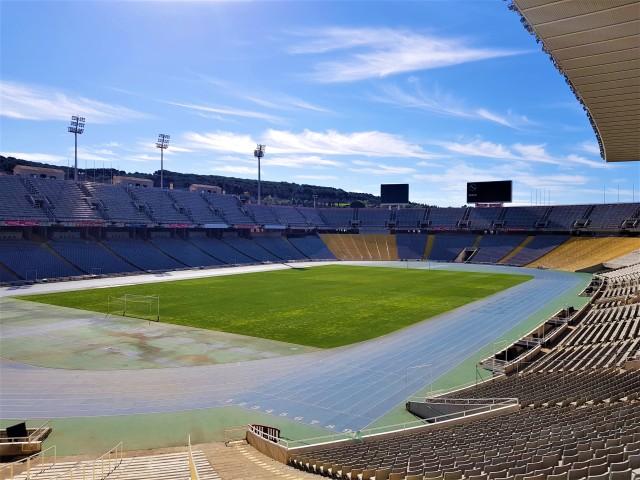 Stade olympique - © Thia