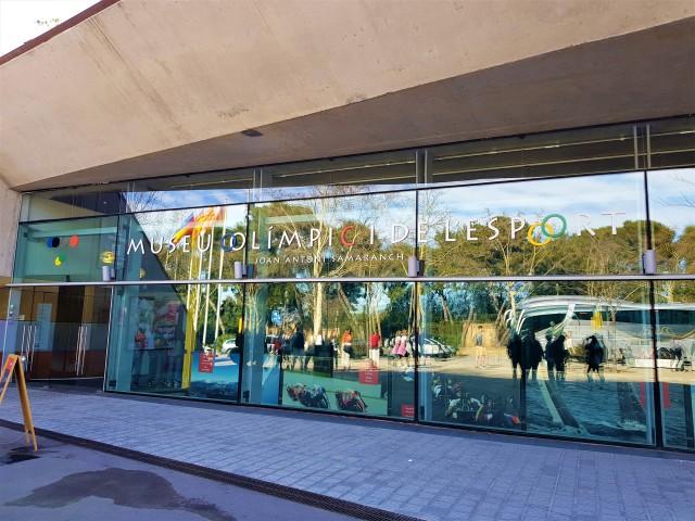 Musée Olympique et du sport - © Thia