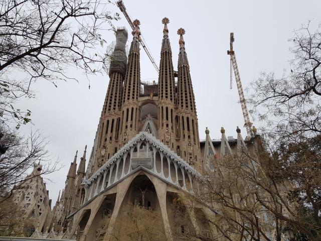 La Sagrada Familia 1 - © Thia