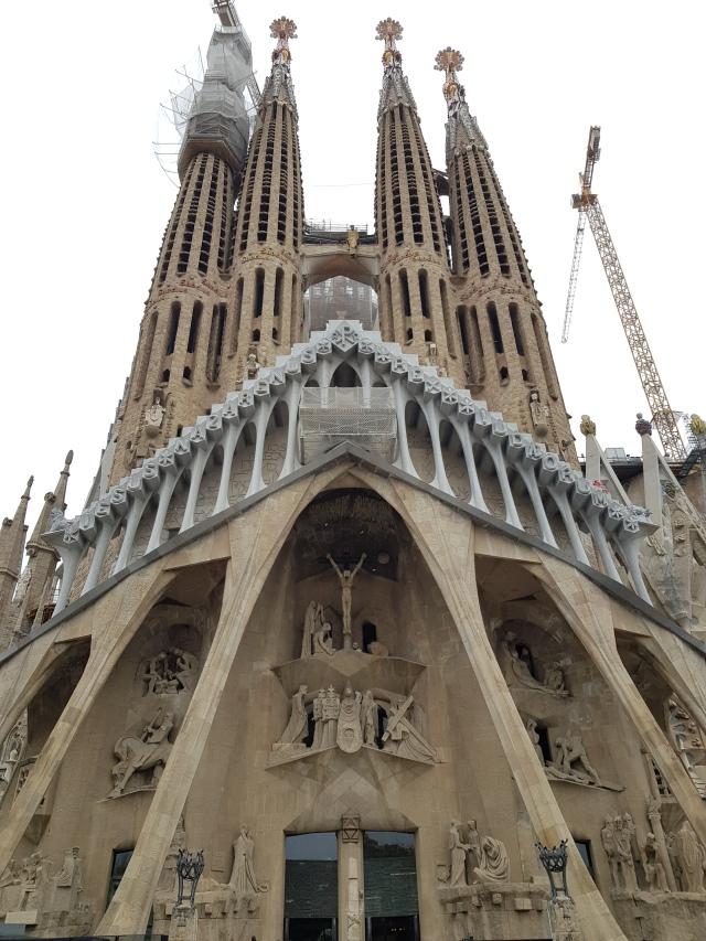 La Sagrada Familia 2 - © Thia