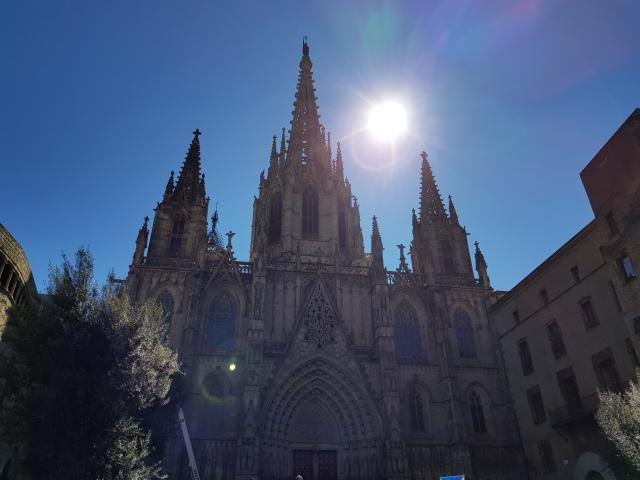 Catédrale de Barcelone - © Thia