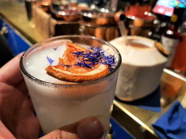 Baranaan, cocktail sans alcool - © Thia